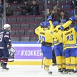 Swedes take down U.S.