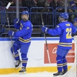 Swedes blow Slovaks away
