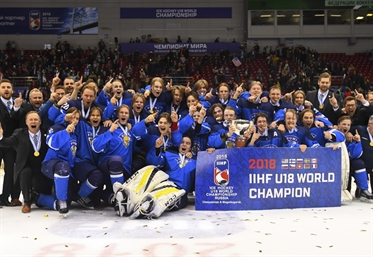Finland wins it all!